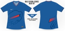 Bills Sublimated Soccer Concept Blank