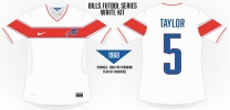 Bills White Soccer Concept 2