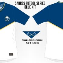 Sabres White Change Kit Blank